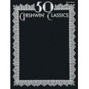 Gershwin, George - 50 Gershwin Classics - Piano/Vocal/Chords