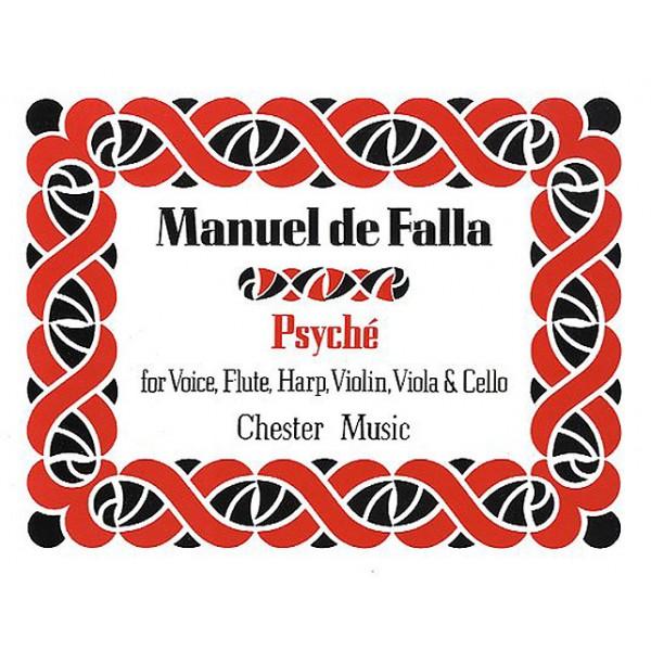 Manuel De Falla: Psyche - De Falla, Manuel (Composer)