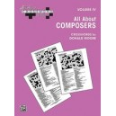 Various - All About... Crosswords - All About Composers