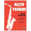 Various - Alto And Tenor Sax Duets
