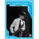 Various - Alto Saxophone Solos - Level II Solo Book
