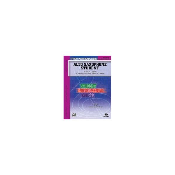 Various - Student Instrumental Course Alto Saxophone Student - Level III