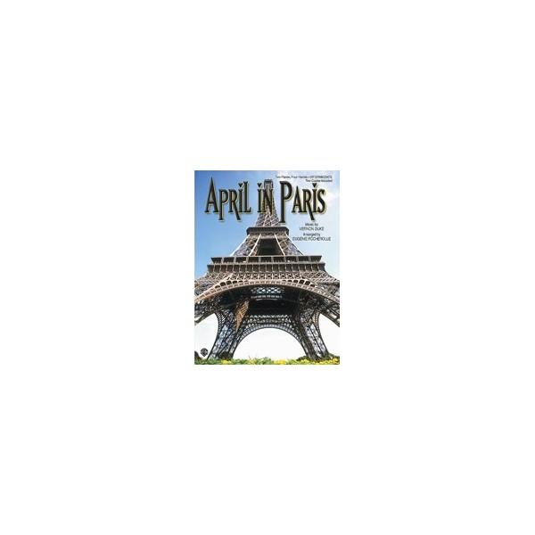 Duke, V, arr. Rocherolle, E - April In Paris