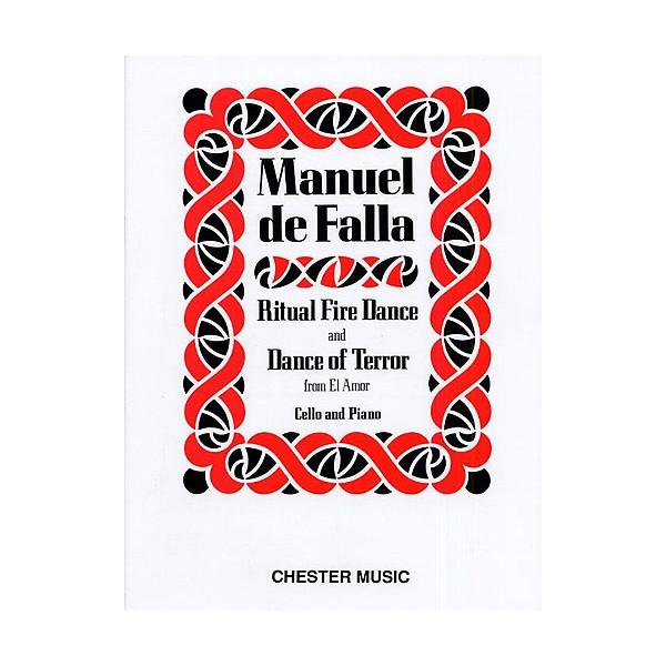 Manuel De Falla: Dance Of Terror And Ritual Fire Dance (El Amor Brujo) - Cello/Piano - De Falla, Manuel (Composer)