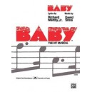 Shire, D,  - Baby (vocal Selections) - Piano/Vocal/Chords