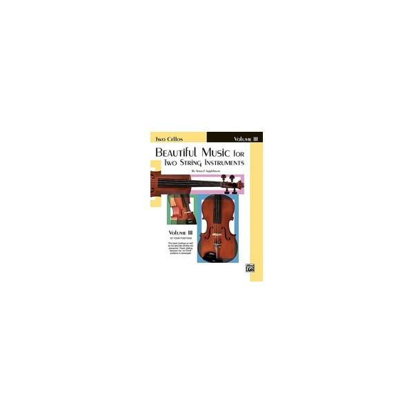 Applebaum, Samuel - Beautiful Music For Two String Instruments - 2 Cellos
