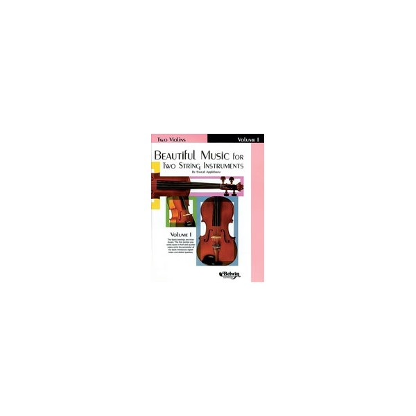 Applebaum, Samuel - Beautiful Music For Two String Instruments - 2 Violins