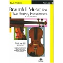 Applebaum, Samuel - Beautiful Music For Two String Instruments - 2 Violins
