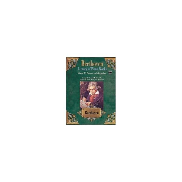 Beethoven, Ludwig van - Library Of Piano Works - Dances & Bagatelles