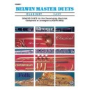 Snell, Keith (arranger) - Belwin Master Duets (clarinet) - Easy