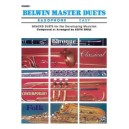 Snell, Keith (arranger) - Belwin Master Duets (saxophone) - Easy