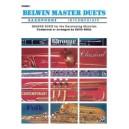 Snell, Keith (arranger) - Belwin Master Duets (saxophone) - Intermediate