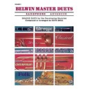Snell, Keith (arranger) - Belwin Master Duets (saxophone) - Advanced