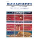 Snell, Keith (arranger) - Belwin Master Duets (flute) - Advanced