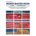 Various - Belwin Master Solos (flute) - Intermediate Piano Acc.