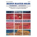 Various - Belwin Master Solos (trombone) - Advanced Piano Acc.