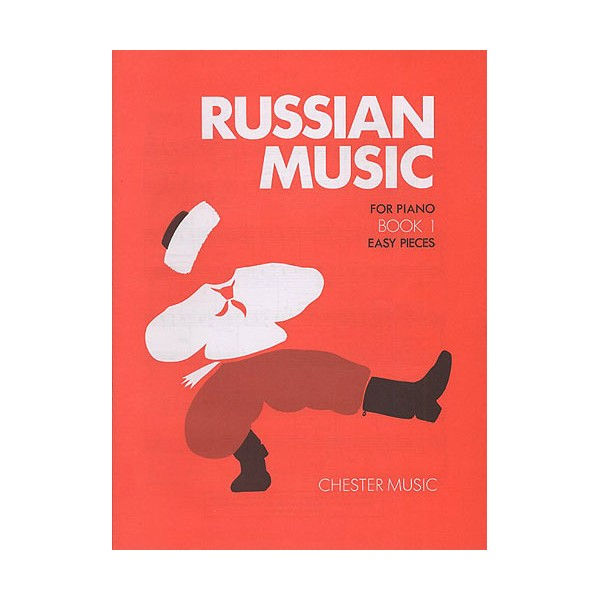 Russian Music For Piano - Book 1