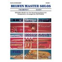 Belwin Master Solos for Trumpet (Easy) Accomps.