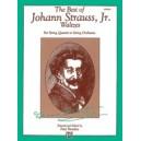 Strauss, Johann - The Best Of Johann Strauss, Jr. Waltzes (for String Quartet Or String Orchestra) - Cello