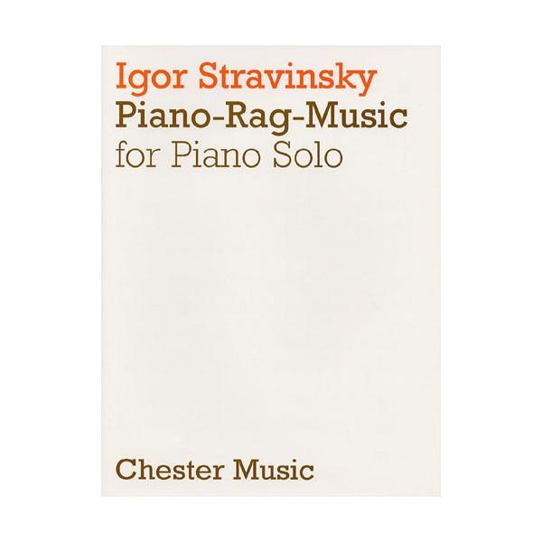 Igor Stravinksy: Piano-Rag-Music - Stravinsky, Igor (Artist)