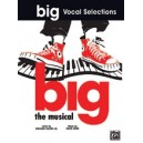 Shire, D,  - Big (vocal Selections) - Piano/Vocal/Chords