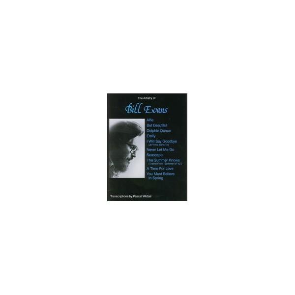 Evans, Bill - The Artistry Of Bill Evans - Piano Solos