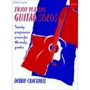 Enjoy Playing Guitar Solos - Cracknell, Debbie