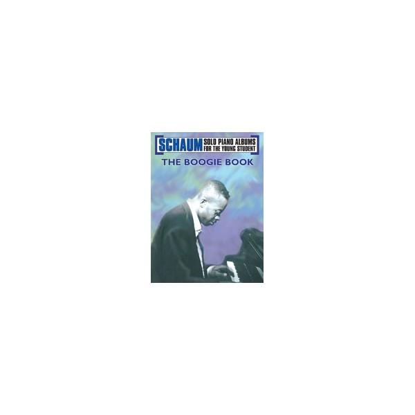 Schaum Solo Piano Album - The Boogie Book