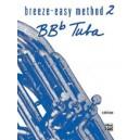 Breeze-easy Method For Bb-flat Tuba