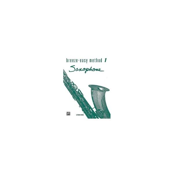 Breeze-easy Method For Saxophone