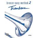 Breeze-easy Method For Trombone Or Baritone
