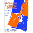 Enjoy Playing the Guitar Book 1 - Cracknell, Debbie