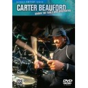 Carter Beauford -- Under The Table And Drumming