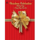 Various - Christmas Celebration -- Holiday Songs & Sing-along Favorites - Piano/Vocal/Chords