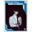 Various - Clarinet Solos - Level II Solo Book