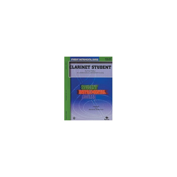 Various - Student Instrumental Course Clarinet Student - Level I