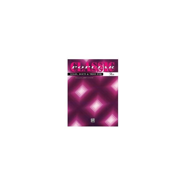 Various - Classic Popular Solos, Duets & Trios - Flute