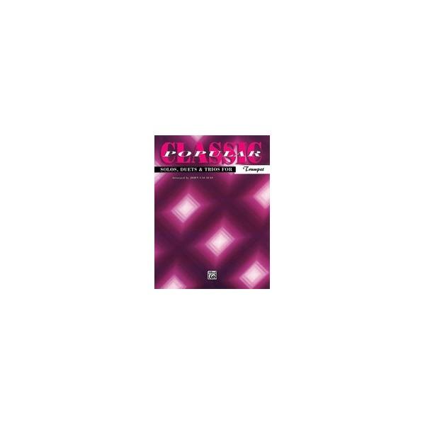 Various - Classic Popular Solos, Duets & Trios - Trumpet
