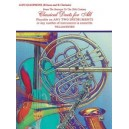 Various - Classical Duets For All (from The Baroque To The 20th Century) - Alto Saxophone (E-Flat Saxes & E-Flat Clarinets)