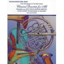 Various - Classical Quartets For All (from The Baroque To The 20th Century) - Trombone, Baritone B.C., Bassoon, Tuba