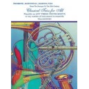 Various - Classical Trios For All (from The Baroque To The 20th Century) - Trombone, Baritone B.C., Bassoon, Tuba