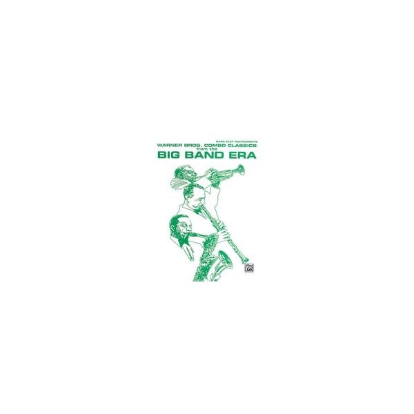 Bullock, Jack (arranger) - Warner Bros. Combo Classics From The Big Band Era - Bass Clef Book