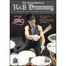 Zoro - The Commandments Of R&b Drumming - A Comprehensive Visual Guide to Soul, Funk & Hip-Hop