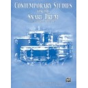 Albright, Fred - Contemporary Studies For The Snare Drum