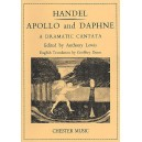 Handel, G F - Apollo And Daphne
