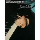 Warren, Diane - Because You Loved Me And The Songs Of Diane Warren - Piano/Vocal/Chords