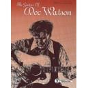 Watson, Doc - The Guitar Of Doc Watson - Authentic Guitar TAB