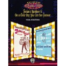 Various - Finians Rainbow & On A Clear Day You Can See Forever (vocal Selections) (broadway Double Bill) - Piano/Vocal/Chords