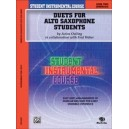 Student Instrumental Course Duets For Alto Saxophone Students - Level II