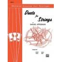 Applebaum, Samuel - Duets For Strings - Viola